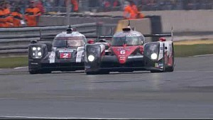 Le Mans 24h: HIGHLIGHTS (after 2 hours)