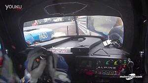 勒芒24小时:中国华信 八喜DC Racing车队撞车退赛