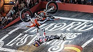 Accidentes salvaje y Loco FMX momentos desde la Plaza de toros | Red Bull X-Fighters 2016