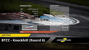 FFSCA - BTCC 2016 - Knockhill (Round 6)