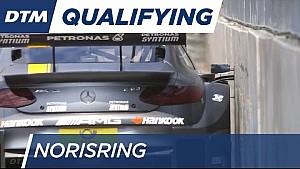 DTM Norisring 2016: Di Resta duvarla temas ediyor
