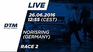 Live: DTM Norisring 2016 - Gara 2