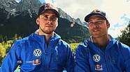 Mikkelsen & Jaeger @ Zugspitz Ultratrail 2016