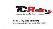 Canlı : TCR Sochi sıralama turları