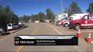 Yoshihiro Kishimoto Pikes Peak Run 2016