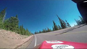 Mark Miller Pikes Peak Run 2016