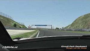 DTM Zandvoort simrace - Track Guide Renger van der Zande