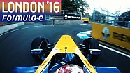 Onboards Compilation - London Hot Laps - Formula E