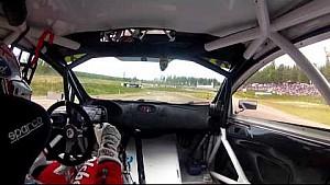 Holjes RX 2015 - Andreas Bakkerud ile bir tur