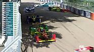 2015-2016赛季 Formula E伦敦站(周六正赛)集锦