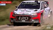 Rally Poland Day Two  - Hyundai Motorsport 2016