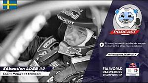 Round #6-Sweden-Holjes-Sebastien Loeb - Saturday-EN