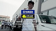 Yamaha VR46 Master Camp - Interview to Imanuel Putra Pratna