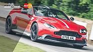 Aston's Extreme Vantage GT8 Debut