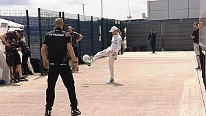 GP de Grande-Bretagne - Résumé des EL2