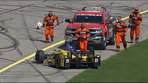 Saturday At Iowa Speedway