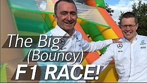 Batalla en el equipo Mercedes: Paddy Lowe vs Andy Cowell
