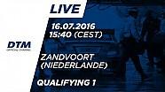Zandvoort: 1. Qualifying
