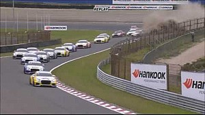 Audi Sport TT Cup-crash op Zandvoort