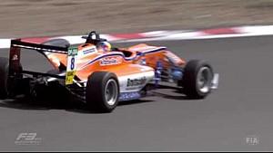 2016 F3 Zandvoort: 3. Yarış özeti
