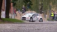 Rally Estonia 2016 -  SS1 Katsuta Crash