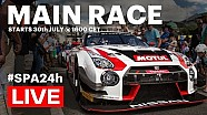 LIVE: 24 Hours of Spa - MAIN RACE
