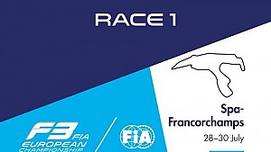 19th race of the 2016 season / 1st race at Spa-Francorchamps
