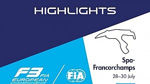 Round 07 Spa-Francorchamps / Highlights races 19 - 21