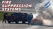 Tech Talk: How To Put Out a Fire In a Race Car