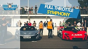 Epic Sights and Loud Sounds Supercar Breakfast Club