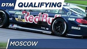 Moskau: 2. Qualifying, Top 3