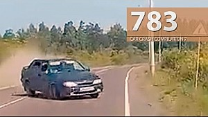 Car Crashes Compilation # 783 - August 2016