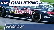 Top 3 Qualifying 2 - DTM Moscow 2016