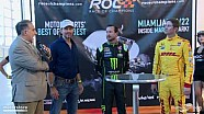 Race of Champions Press Conference with Kurt Busch & Ryan Hunter-Reay