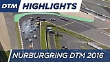 Trailer: DTM am Nürburgring 2016