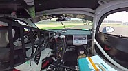 Richard Lyons' CBR #88 Interush Porsche 360 Practice Lap