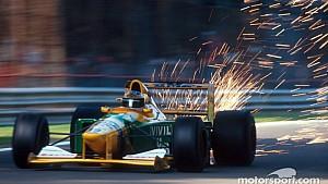GP Bélgica (1992): El inicio de la leyenda
