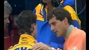 GP Francia, Magny Cours 1992, Senna