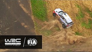 Rallye Deutschland: Action-Highlights