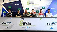 6 Hours of Mexico Pre-Event Press Conference