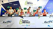 6 Hours of Mexico City - Post Qualifying Press Conference