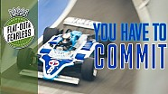 Driving this F1 Ligier Requires Total Commitment