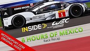 إنسايد دبليو إي سي: سباق المكسيك 6 ساعات
