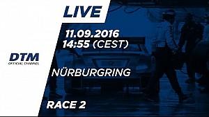 Live: Race 2 - DTM Nürburgring 2016