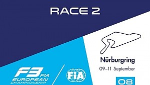 F3 Europe - Nürburgring 2016 - Course 2