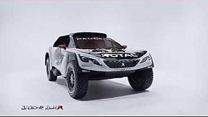 Präsentation: Peugeot 3008 DKR