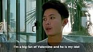 Yamaha VR46 Master Camp - entrevista a Apiwat Wongthananon