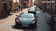 兰博基尼-- 意大利之旅