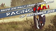 Racing and Rally Crash Compilation Week 37 September 2016