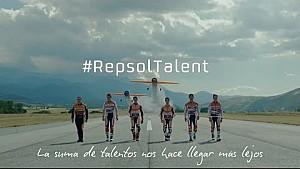 El nuevo reto de los pilotos del Equipo Repsol. #RepsolTalent